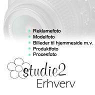 Erhvervsfotografering af Studie 2 - Fotograf i Slagelse