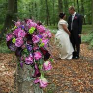 Bryllupsfotografering af Studie 2 - Fotograf i Slagelse